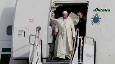 Światowe Dni Młodzieży. Papież Franciszek przybył do Panamy