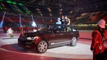 Range Rover Hybrid LWB Elżbiety II