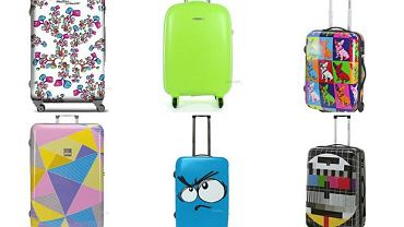 Oryginalne walizki