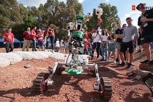 Kielce, 12.09.2021. European Rover Challenge