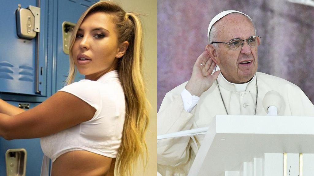 Natalia Garibotto, papież Franciszek