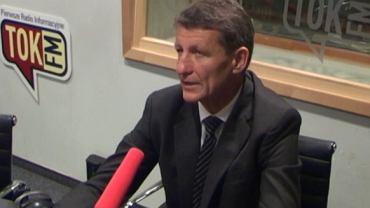 Andrzej Czerwiński, minister skarbu państwa