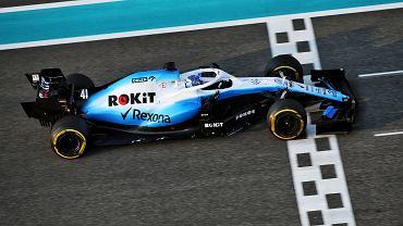 3Motor Racing - Formula One Testing - Abu Dhabi, UAE