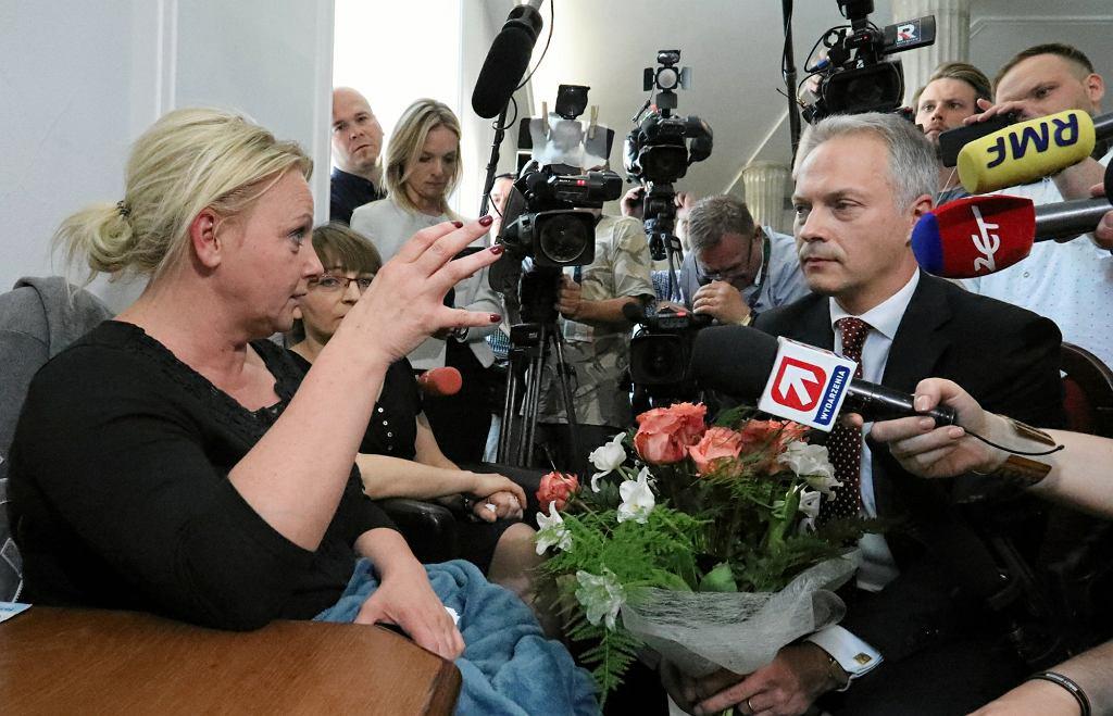 Iwona Hartwich, Jacek Żalek