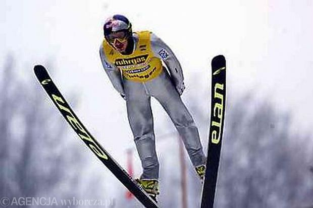 Adam Małysz w Willingen