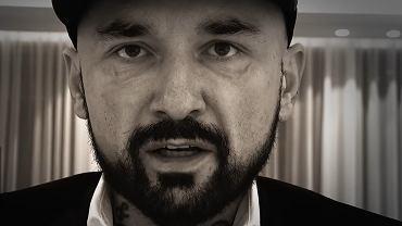 Patryk Vega, reżyser dokumentu 'Oczy diabła'