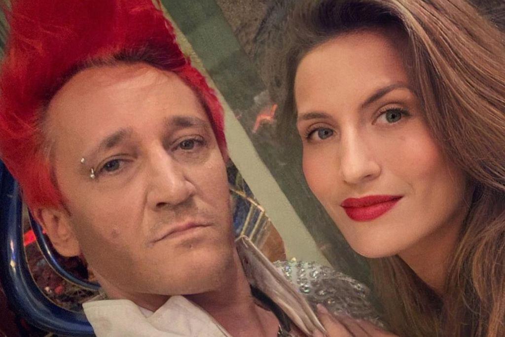 Michał Wiśniewski wyznaje miłość żonie na Instagramie