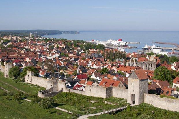 Visby/ Fot.Shutterstock
