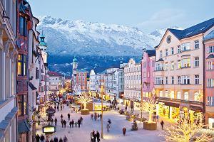 Innsbruck - źródło energii w sercu Alp
