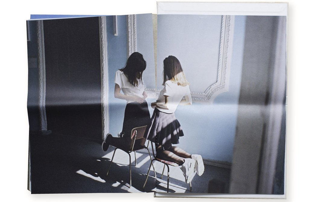 """Yulia Krivich. """"Przeczucie"""" Fundacja Sztuk Wizualnych, 2015 (fot. materiały prasowe)"""