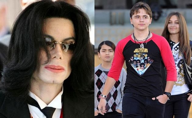 Michael Jackson, Prince Michael Jackson, Paris Jackson, Prince Michael Jackson II (Blanket).