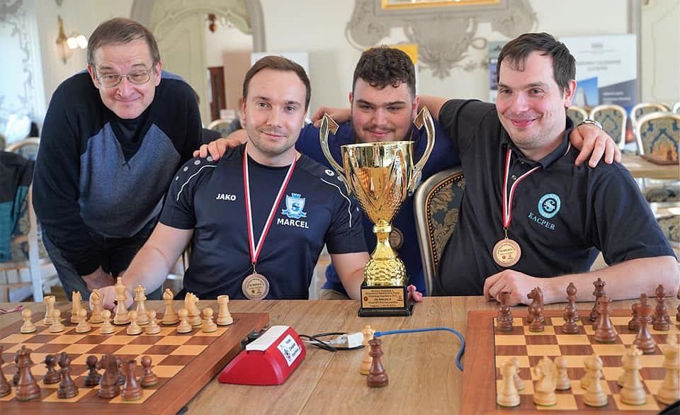 Ekstraliga Szachowa 2021, drużynowe mistrzostwa Polski w szachach