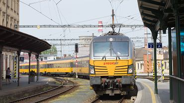 Pociąg linii RegioJet