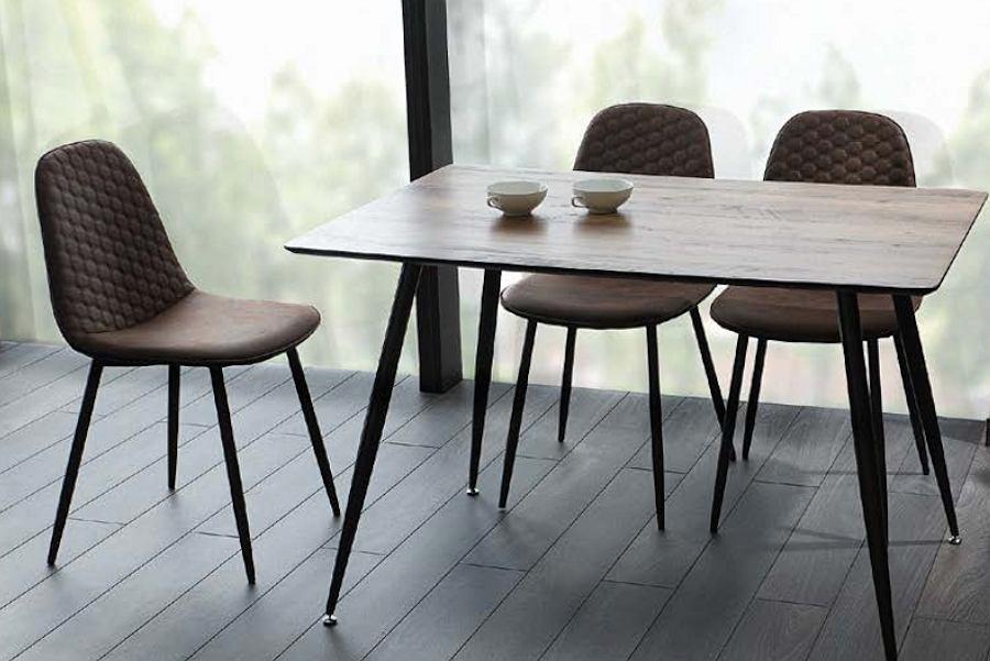 Krzesła Teo D Signal z oferty Black Red White