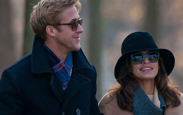 Ryan Gosling i Eva Mendes