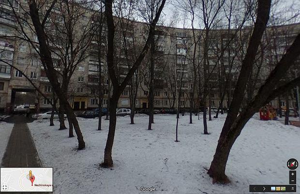 Niezwykłe osiedle mieszkaniowe w Rosji od środka