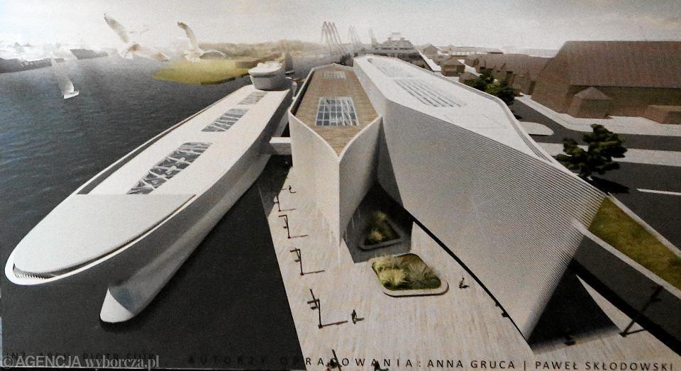 Rozstrzygnięcie konkursu miasta dla młodych architektów.