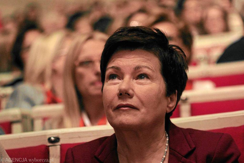 Prezydent stolicy Hanna Gronkiewicz-Waltz