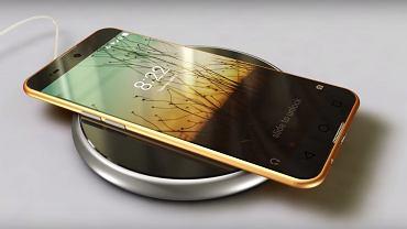 Bezprzewodowe ładowanie iPhone'a - Koncept