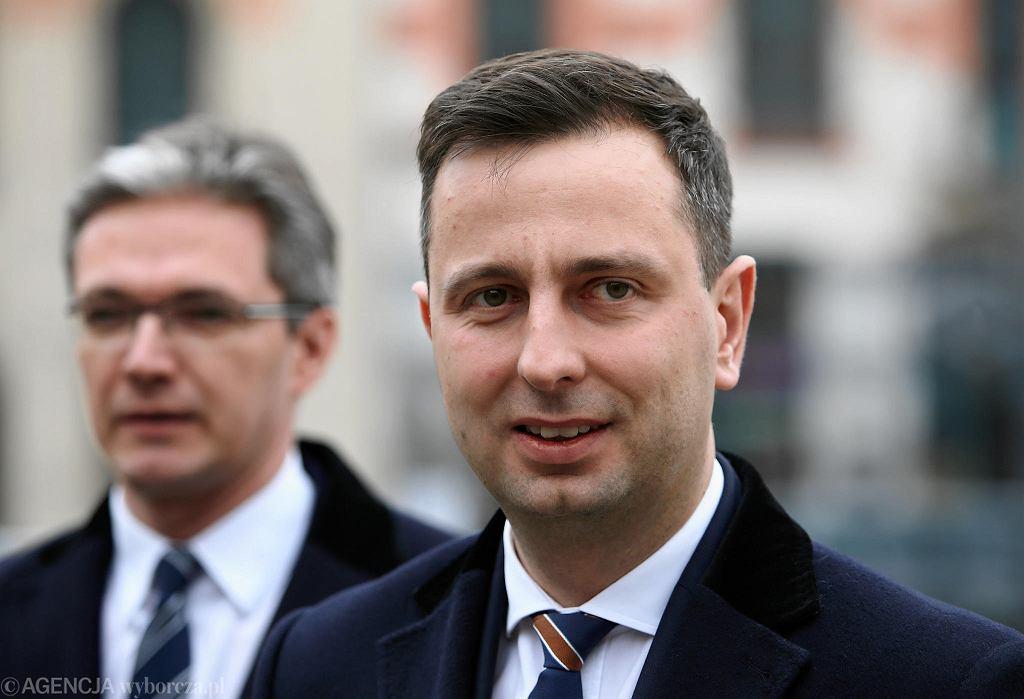 Adam Jarubas i Władysław Kosiniak-Kamysz. Konferencja PSL w Krakowie