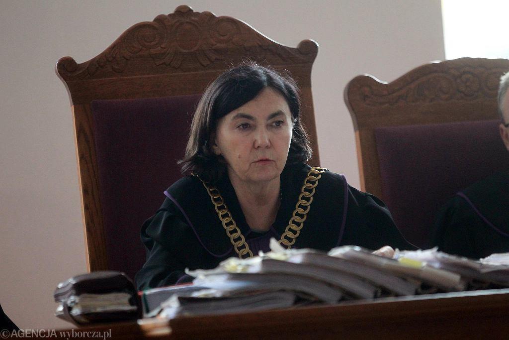 Sędzia Barbara Piwnik