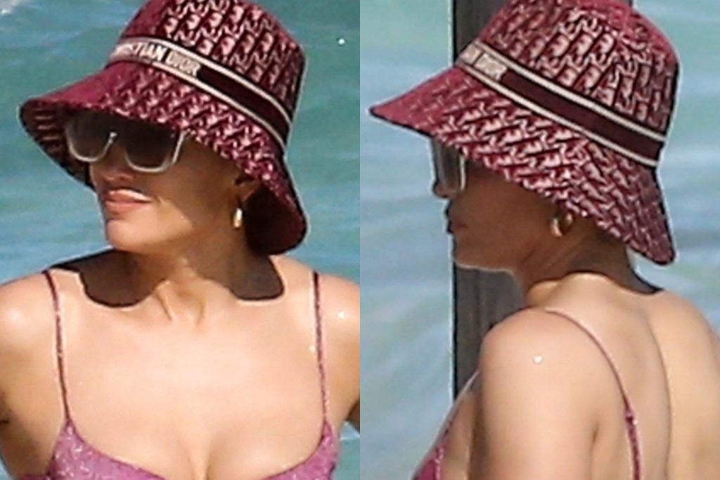 Jennifer Lopez w bikini
