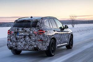 Nowe BMW X3 | Testy na dalekiej Północy