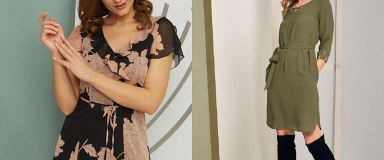 Sukienki tej marki są szyte w Polsce. Zachwycają wzorami i ponadczasowymi fasonami. Rozmiary nawet do 54!
