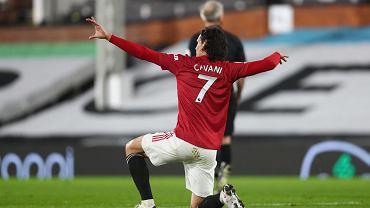 Edinson Cavani blisko zaskakującego transferu. Może dołączyć do dawnej gwiazdy Manchesteru