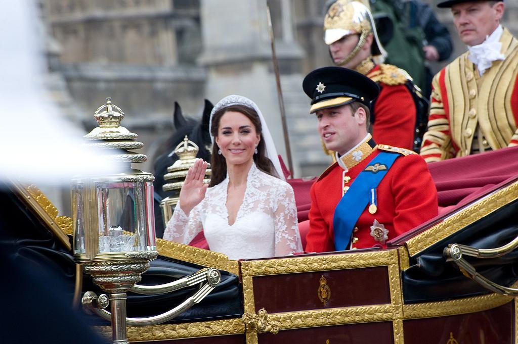 Suknia Kate Middleton błyskawicznie stała się hitem
