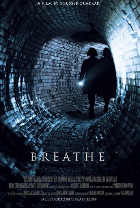 """Film """"Breathe"""" jest produkcji polsko-amerykańsko-marokańskiej."""