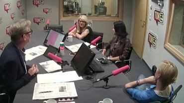 Jacek Żakowski, Renata Grochal, Agnieszka Wiśniewska i Anna Materska-Sosnowska