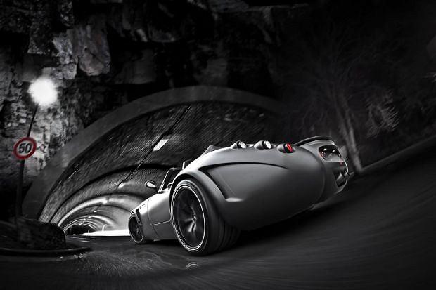 Wiesmann MF5 V10 Black Cat