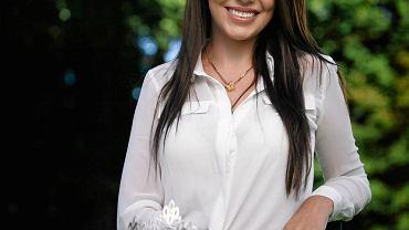 Adrianna Zawadzińska z Malborka, świeżo upieczona Miss Polski na Wózku.
