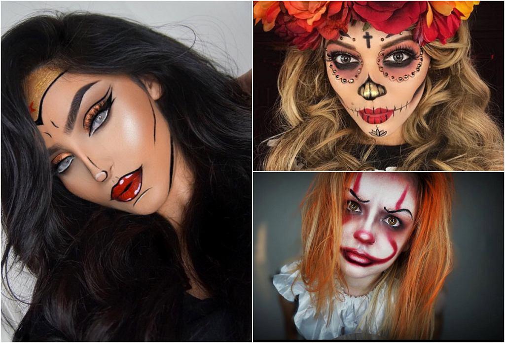 Makijaż Na Halloween 2017 Proste Pomysły Na Przebrania