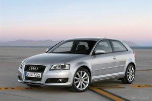 Audi A3 obchodzi dwudzieste urodziny