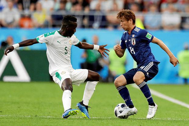 Mistrzostwa świata 2018. Japonia - Senegal 2:2. Polska musi zapunktować, żeby przedłużyć nadzieje na awans do 1/8 finału