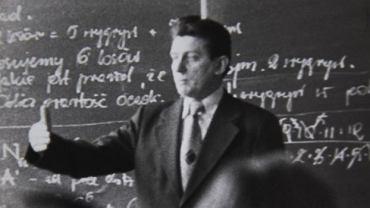 Profesor Marian Witkowski