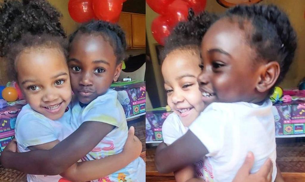 Mama urodziła bliźniaczki o róźnych kolorach skóry