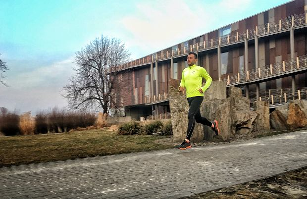 asics bieganie