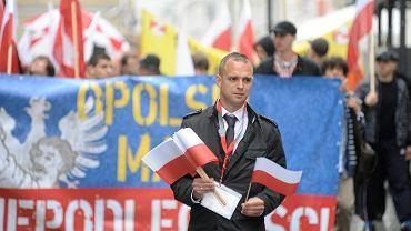 Szef IPN we Wrocławiu o swej wieloletniej fascynacji ONR.