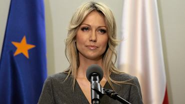 Kandydatka Magdalena Ogórek