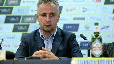 Nowy trener Motoru Jacek Magnuszewski