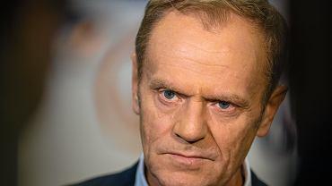 Donald Tusk: To komplement, że Kaczyński ma obsesję na moim punkcie