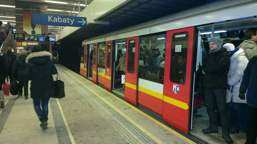 Metro Wilanowska