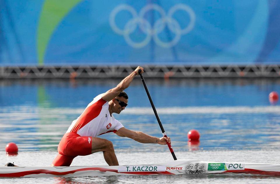 Tomasz Kaczor wygrał finał B na igrzyskach w Rio de Janeiro