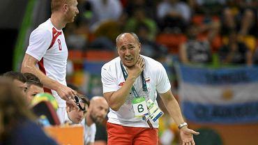 Rio 2016. Polska - Chorwacja. Karol Bielecki i Tałant Dujszebajew