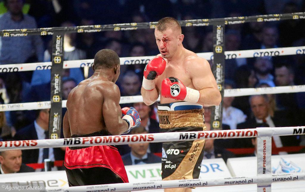 Gala bokserska 'Noc Wojowników', która odbyła się 18 listopada w Hali Sportowej Częstochowa.