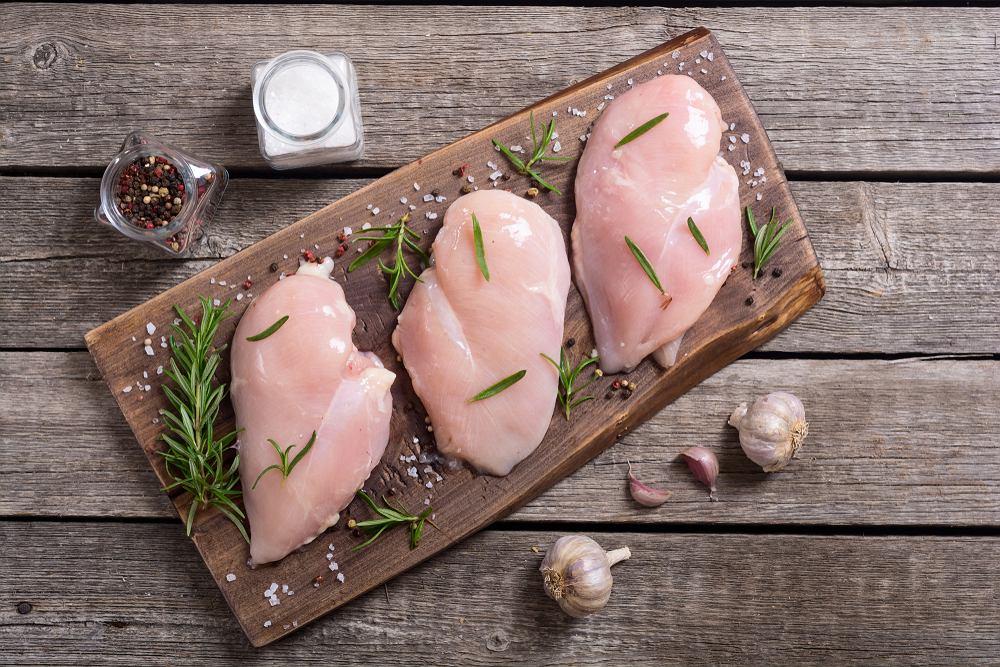 Białe mięso jest doskonałym źródłem dobrze przyswajalnego białka