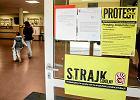 Kuratorium sprawdza, czy pomimo strajku nauczycieli szkoły zrealizowały materiał